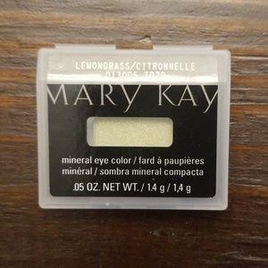 Mary Kay mineral eye color Lemongrass